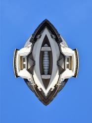Céleste #9 - 2017 - photographie et montage numérique, papier photo argentique lustré, impression jet d'encre - 18 x 24 cm et 30 x 40 cm - édité à 30 exemplaires