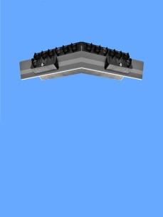 FEC 2-1 E1 - 2017 - impression numérique sur papier affiche, barres aluminium - 160 x 120 cm