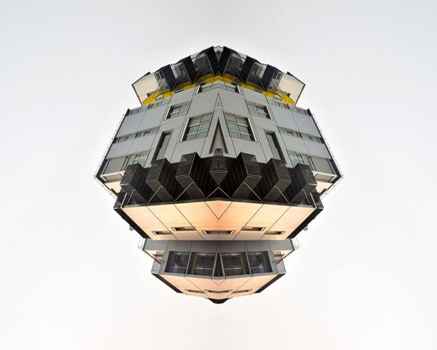 Ophelia #4 - 2018 - photographie et montage numérique, papier photo argentique lustré, impression jet d'encre - 40 x 50 cm