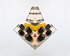 Ophelia #5 - 2018 - photographie et montage numérique, papier photo argentique lustré, impression jet d'encre - 40 x 50 cm